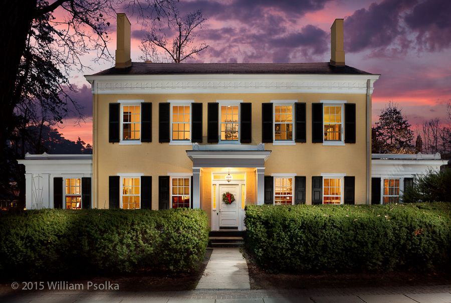 Joseph Henry House at Princeton University