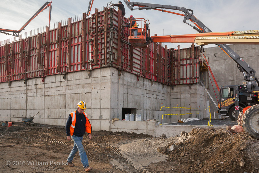 Psolka-photo construction photo
